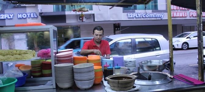 Mijn eerste werkweek in Kuala Lumpur / My first week of work in Kuala Lumpur