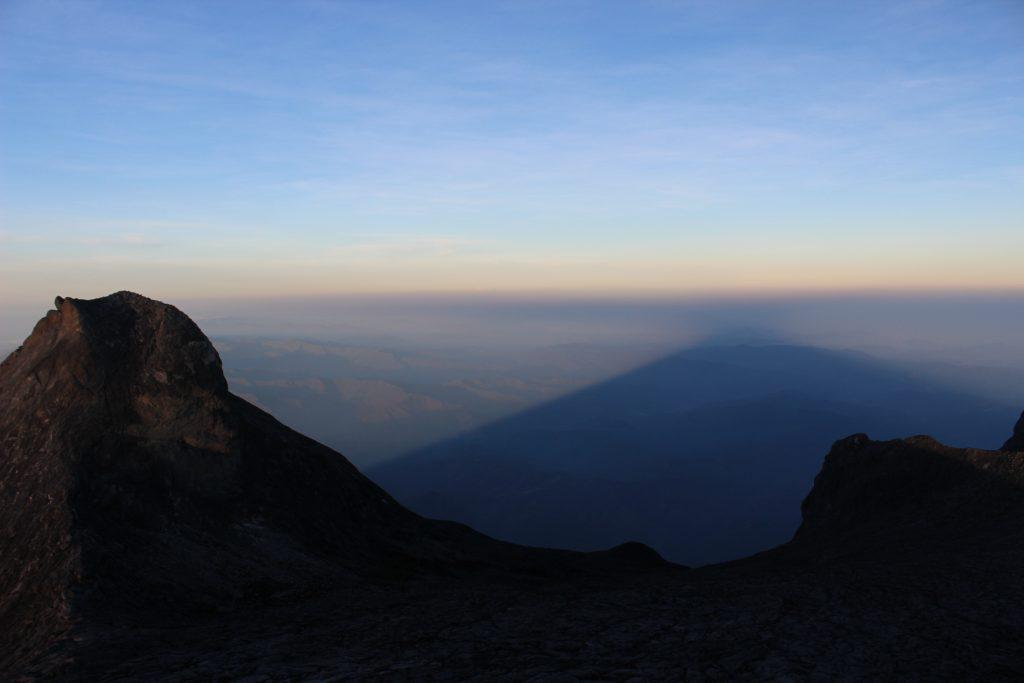 Climbing Mount Kinabalu, Borneo, Malaysia
